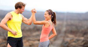 ¡Haz deporte en pareja!