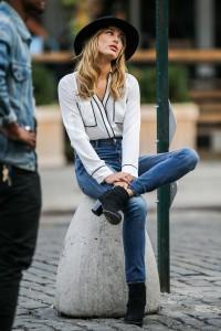 Conoce a la nueva chica de moda, Hailey Baldwin