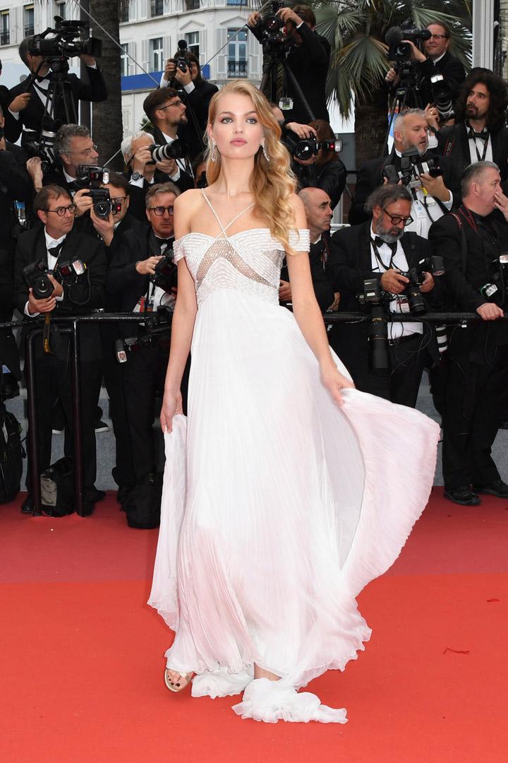 Daphne Groeneveld Cannes 2018