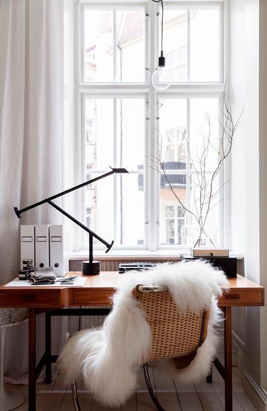 5 claves decorar oficina en casa