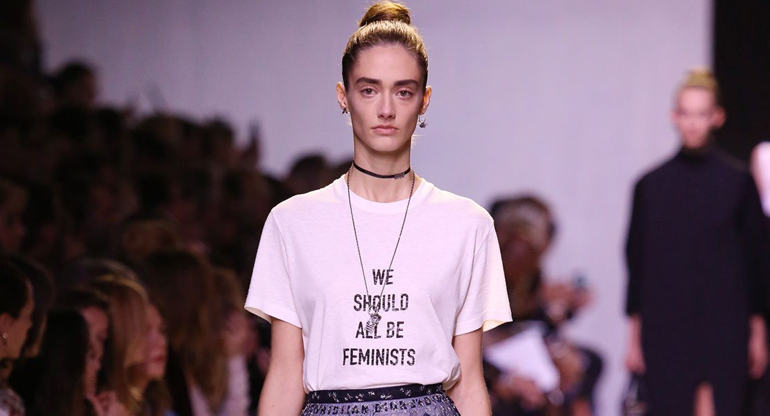 Dior Paris Fashion Week Primavera Verano 2017