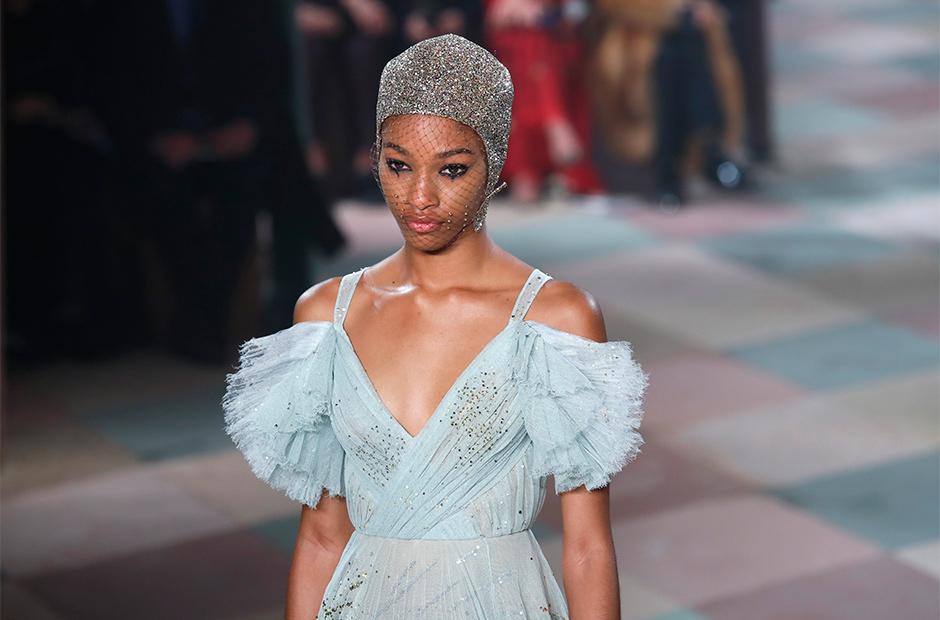 Desfile Dior Alta Costura Primavera Verano 2019