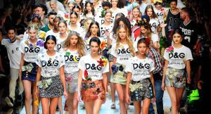 Milán Fashion Week: D&G P/V 2017