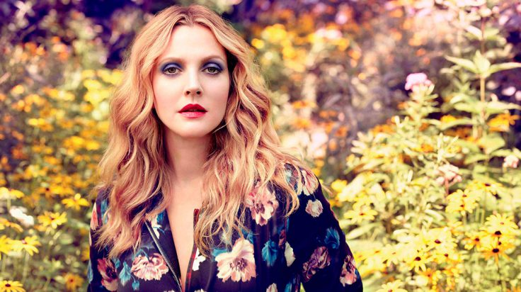 Marcas de belleza de celebrities Drew Barrymore