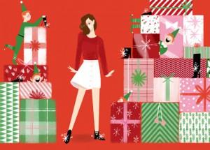 Looks de cuento para esta Navidad. Volumen 3
