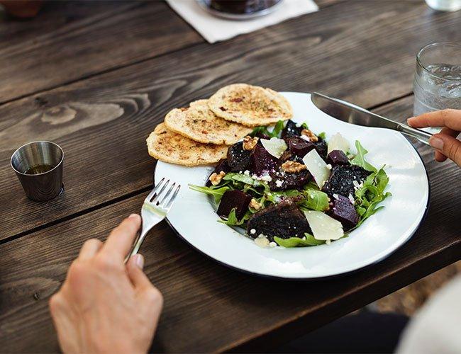 Razones para comer ensalada