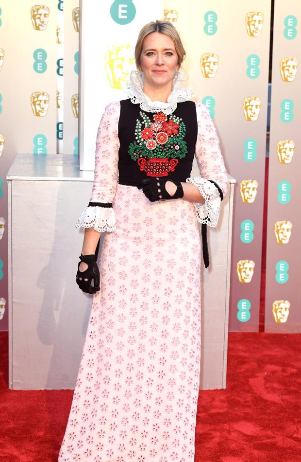 Edith Bowman Premios BAFTA 2019