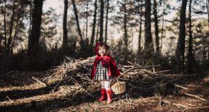 Caperucita Roja: Un clásico actualizado