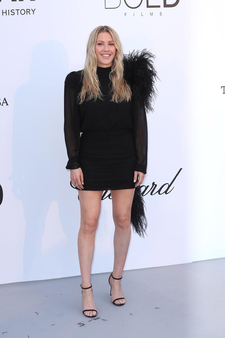 Ellie Goulding Gala amfAR 2018 Cannes