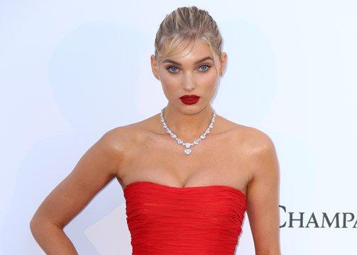 Elsa Hosk Gala amfAR 2018 Cannes