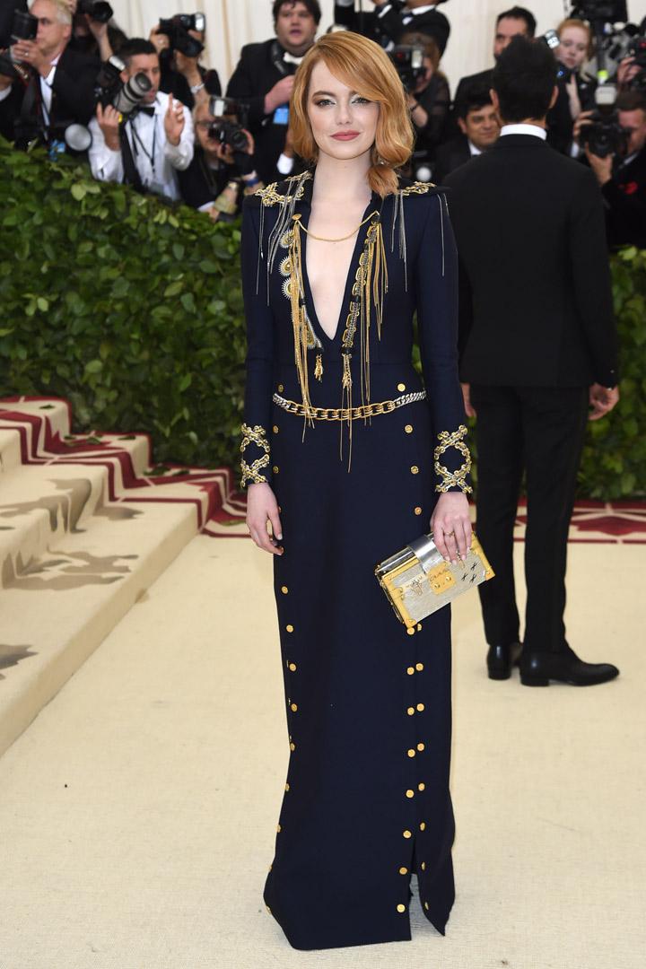 Emma Stone Looks Met Gala 2018