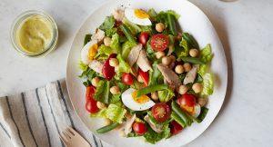 Las mejores ensaladas de verano para afrontar el calor