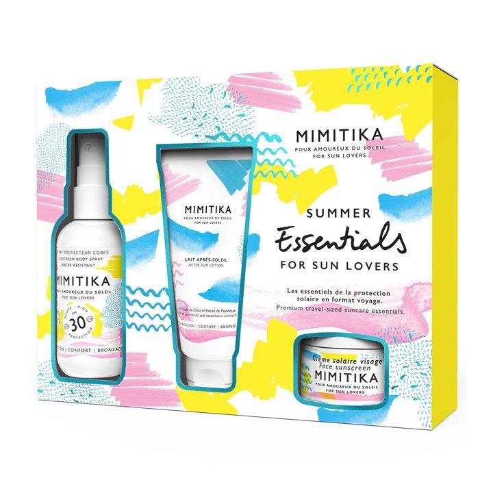 Estuche Mimitika's Summer Essentials: neceser de vacaciones