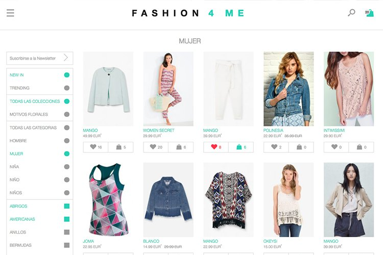 fashion 4 me wishlist