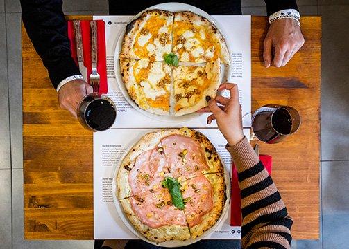 Fratelli Figurato: la pizza que romperá todos tus prejuicios está en Chamberí