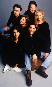 ¡El esperado reencuentro de Friends!