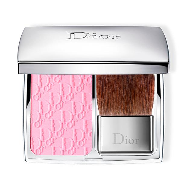 Favoritos de maquillaje de bartabac: Brillo rosado Diorskin Rosy Glow de Dior