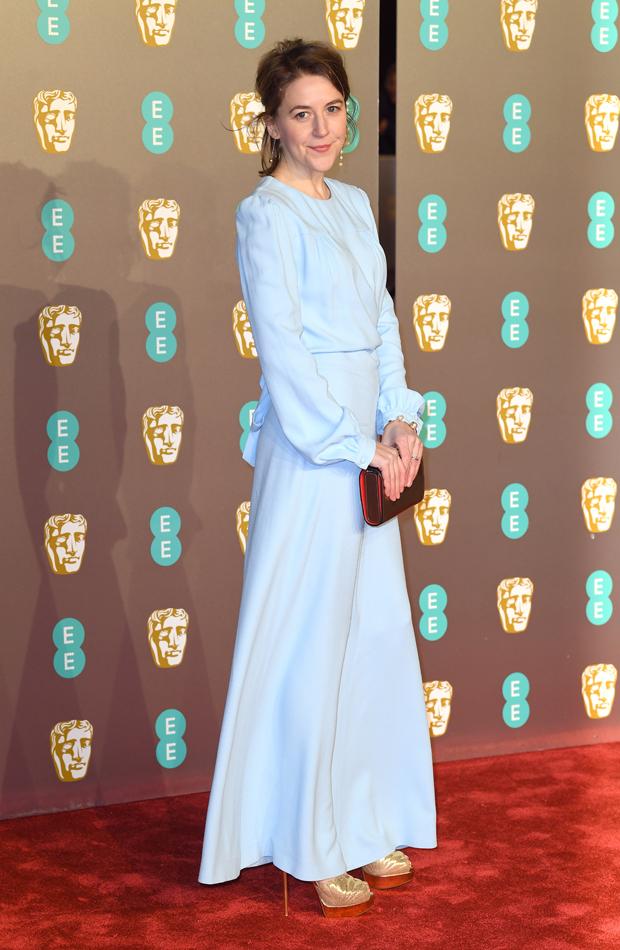Gemma Whelan Premios BAFTA 2019