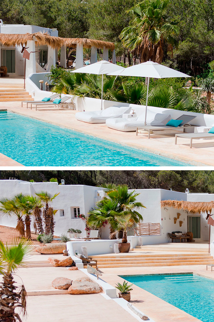 Hoteles Instagrameables: Pure House Ibiza