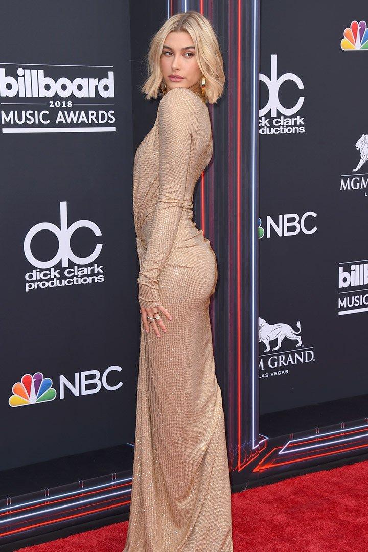 Hailey Baldwin Billboard Music Awards 2018
