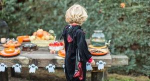 Prepara tu fiesta de Halloween para niños