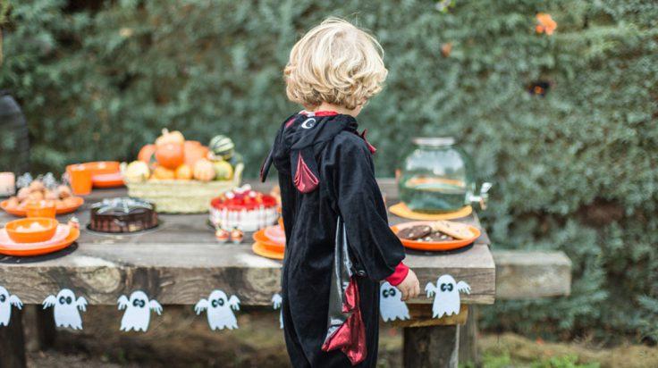 Decoración y disfraces de Halloween con El Corte Inglés