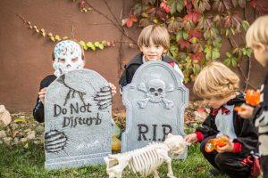 Una fiesta de Halloween perfecta