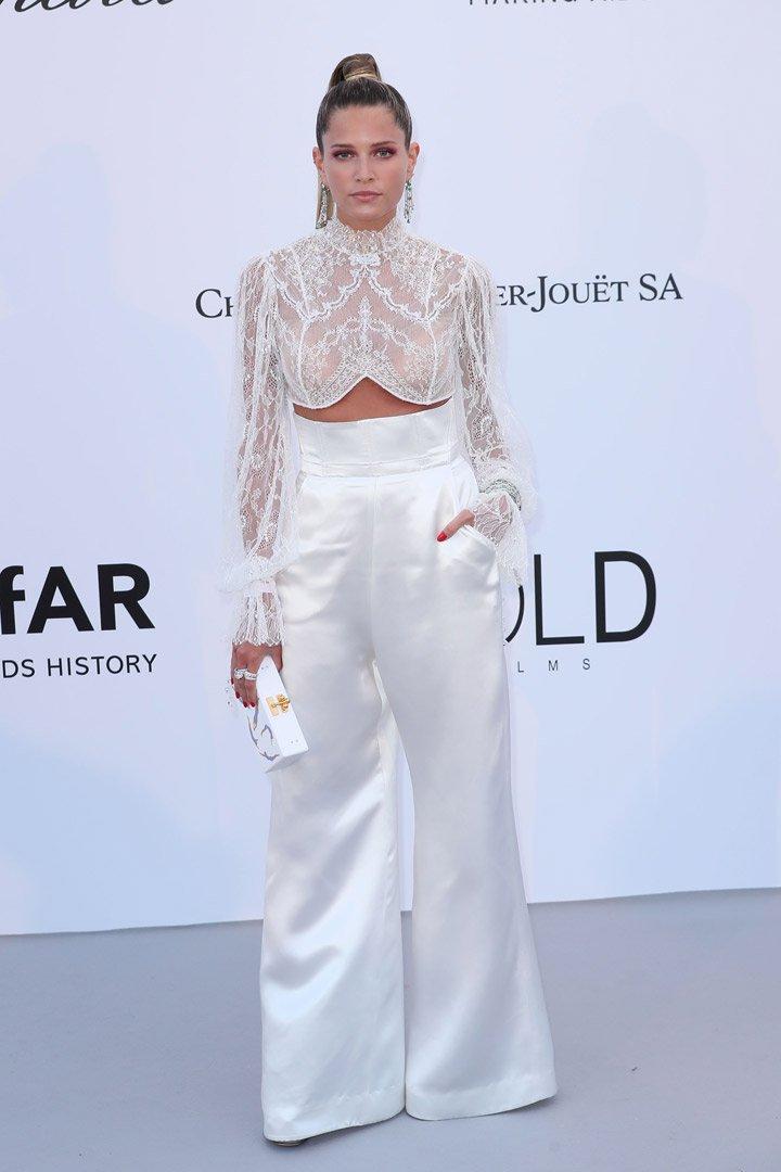 Helena Bordon Gala amfAR 2018 Cannes
