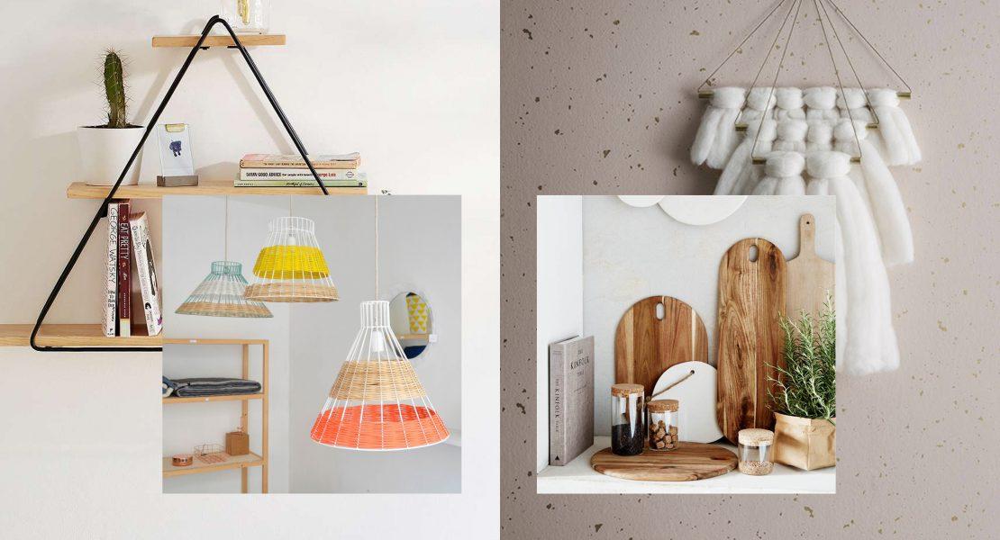 100 objetos de decoración