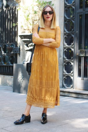 outfitdeluxe – Long Dress!
