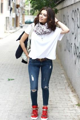 Neslisah Cetin – Comfy look