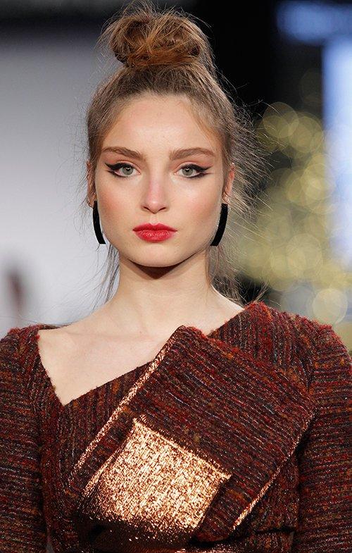La modelo Paula Willems, portada del último número de nuestra revista Lovely. ©Elena Bau