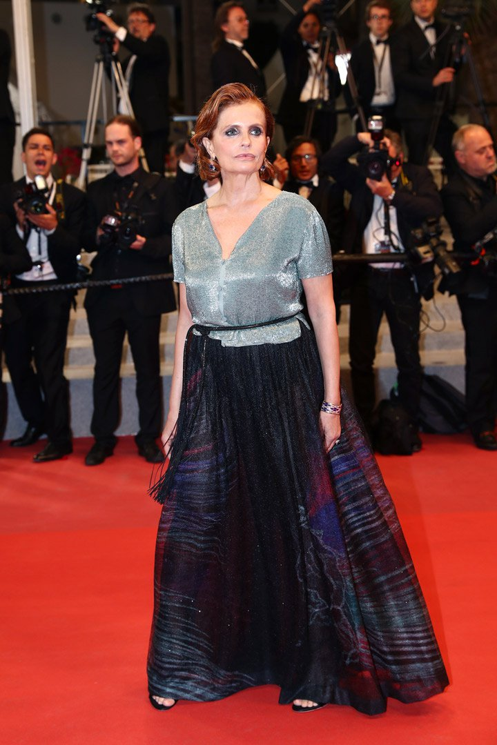 Isabella Ferrari Cannes 2018