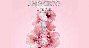 #JimmyChooL'Eau: el aroma del verano