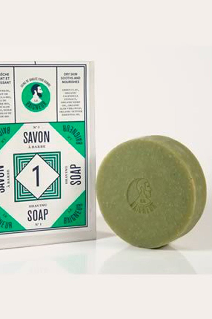 Jabón para el afeitado de le baigneur- Barba