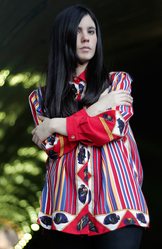 Entrevista a Javiera Mena Lovely the Mag