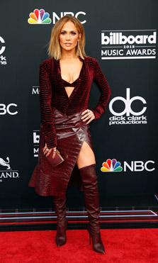 Jennifer Lopez Billboard Music Awards 2018