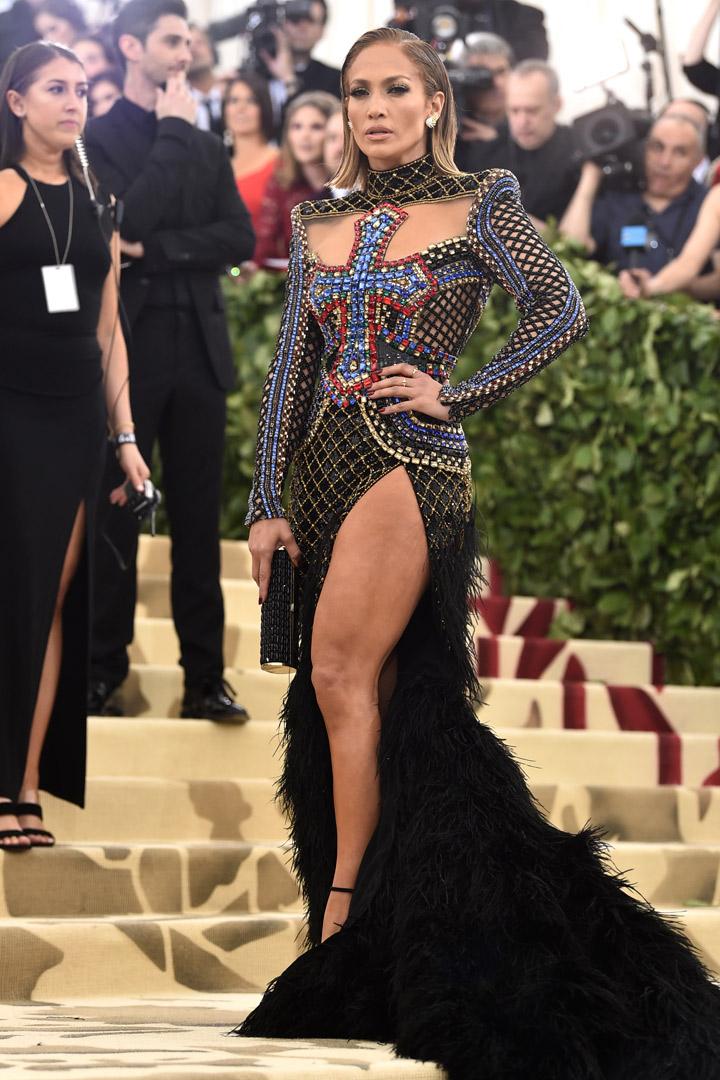 Jennifer Lopez Looks Met Gala 2018