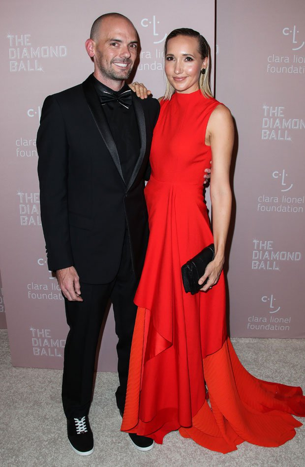 Joe Marchesey Christie Marchese Diamond Ball 2018