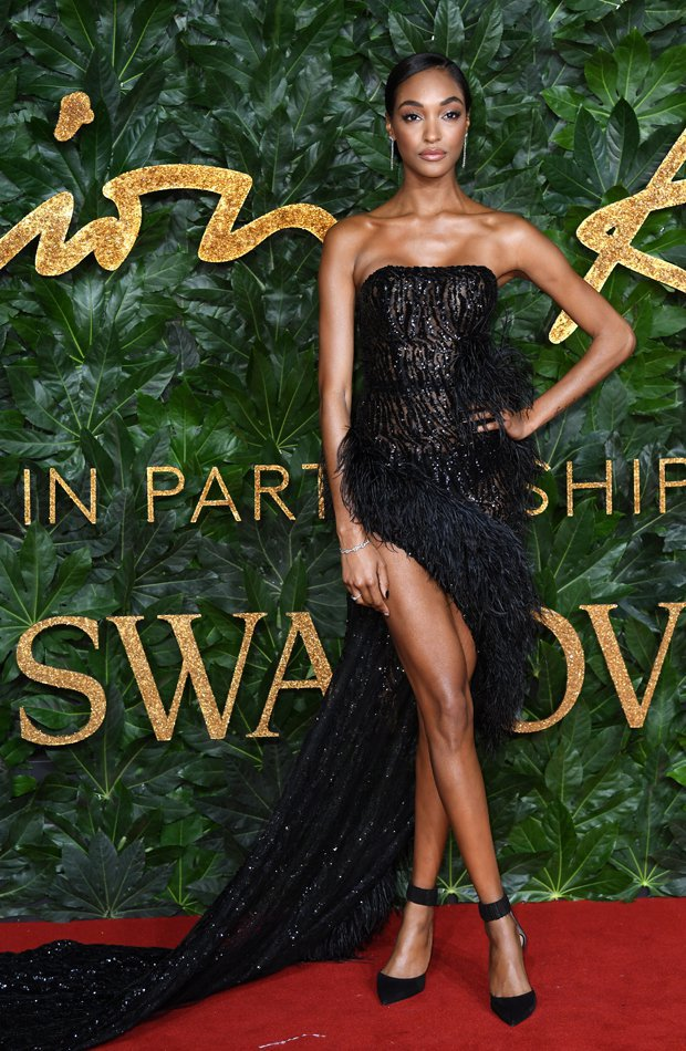 British Fashion Awards 2018