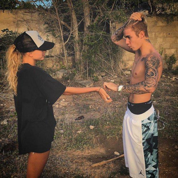 Justin_Bieber-Hailey_Baldwin-instagram
