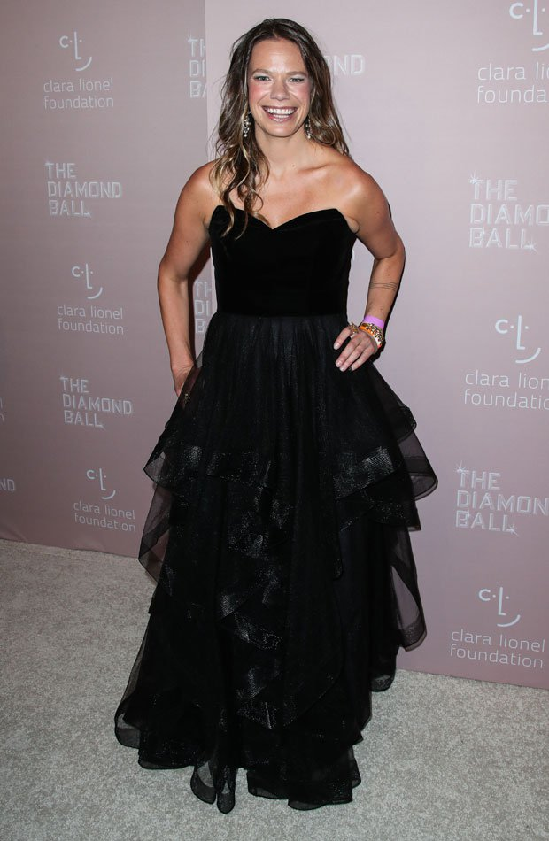 Justine Lucas Diamond Ball 2018