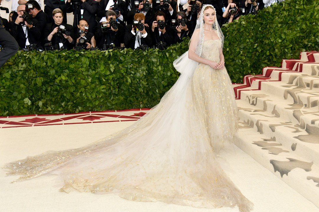 Kate Bosworth Looks Met Gala 2018