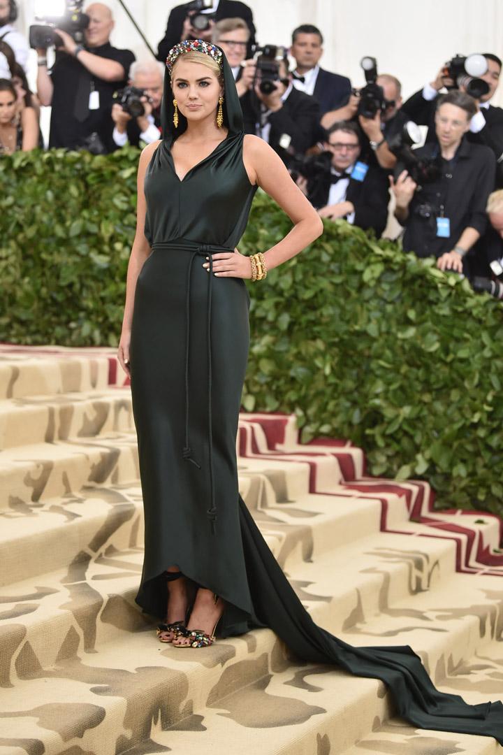 Kate Upton Looks Met Gala 2018