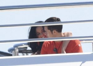 Katy Perry y Orlando Bloom, vacaciones en Cannes