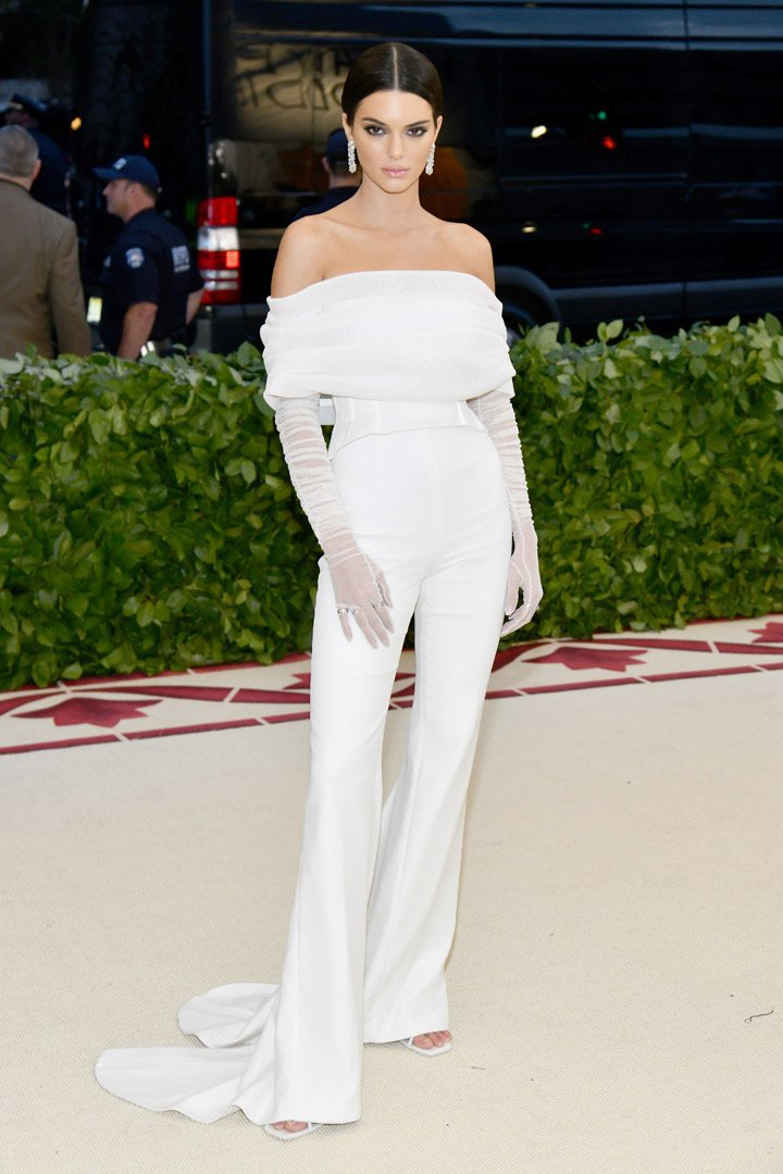 Kendall Jenner Looks Met Gala 2018