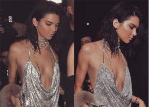 El vestido de Kendall Jenner que llevó París Hilton hace 14 años