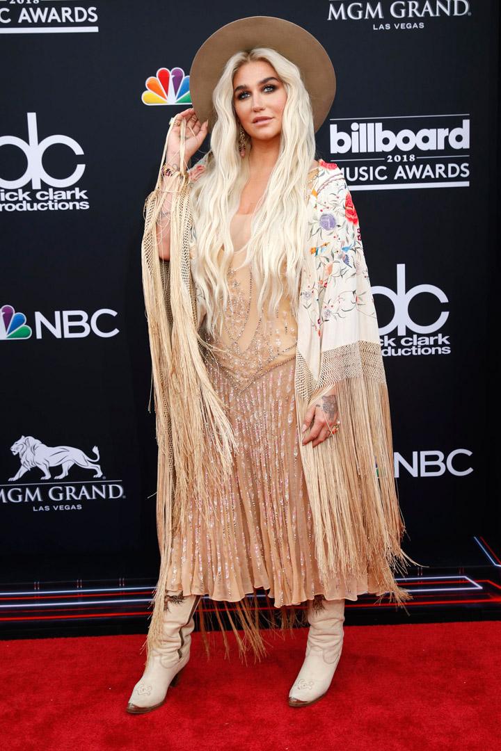 Kesha Billboard Music Awards 2018