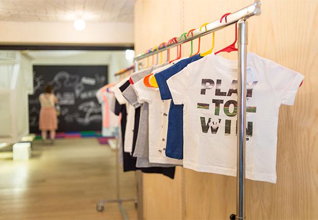 Camisetas de Kiabi