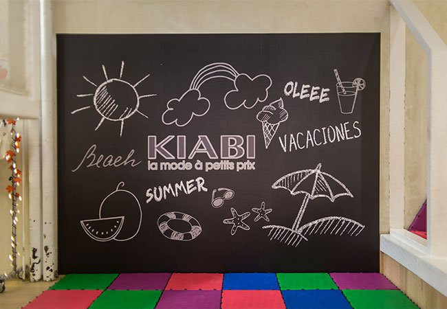 Photocall evento de Kiabi
